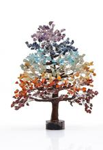 7 chakra Mix Crystal Tree in Large Size 700