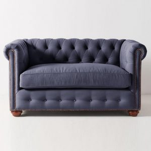 Infused Mid Night Sofa / Couch