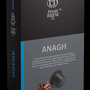 Anagh | Intensity 8 | Compostable Capsule