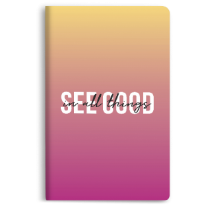 SEE GOOD NOTEBOOK