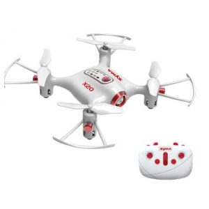 Syma X20 Mini RC Drone Altitude Hold & Headless Mode (Without Camera) Quadcopter